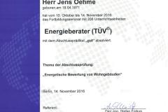 TÜV Thüringen Energieberater Seite 1
