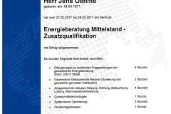 TÜV Thüringen Energieberater Mittelstand